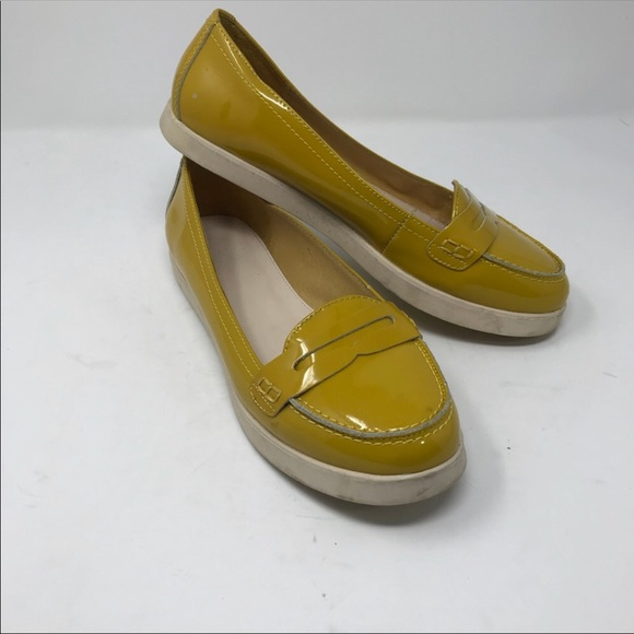 b1d20ec7e6e Boden Shoes - 🔴CLEARANCE🔴 Boden patent leather mustard loafers